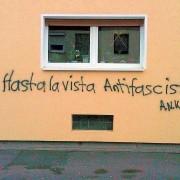 Fassade nachher, Haus Anstrich, Graffitischutz