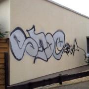 Maschine Clean Technology, Graffitischutz, Imprägnierung