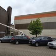 Fassadenreinigung, Clean Technology, Dortmund Holzwickede