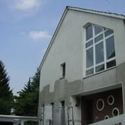 Fassadenstrahlarbeiten