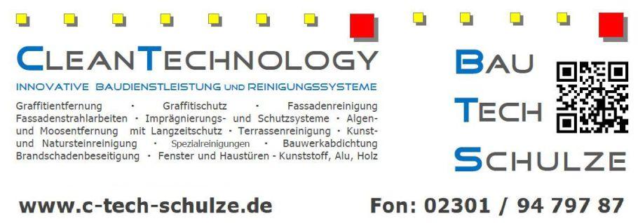 Cleantechnology Dortmund, Graffitientfernung Dortmund, Graffitischutz Dortmund